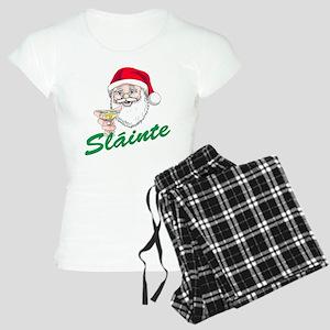 Slainte Merry Christmas Women's Light Pajamas
