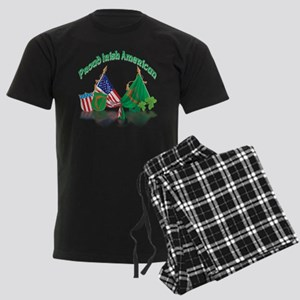 Irish American Men's Dark Pajamas