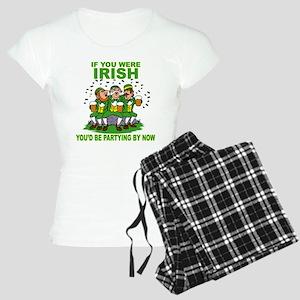 Irish Party Women's Light Pajamas
