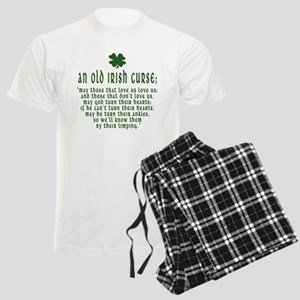 An Old irish curse Men's Light Pajamas