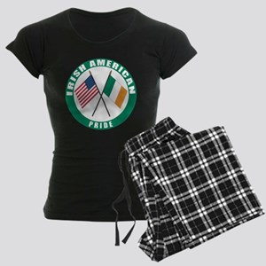 Irish American pride Women's Dark Pajamas