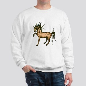 Wild and Free Horse Sweatshirt