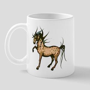 Wild and Free Horse Mug