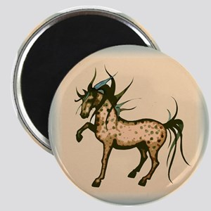 Wild and Free Horse Magnet