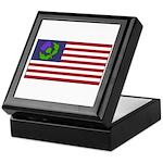 Scottish American Keepsake Box
