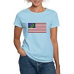 Scottish American Women's Light T-Shirt