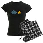 Rock Star Women's Dark Pajamas