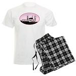 rockgrrl Men's Light Pajamas