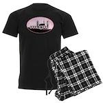 rockgrrl Men's Dark Pajamas