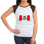 Scottish Canadian Women's Cap Sleeve T-Shirt