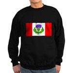 Scottish Canadian Sweatshirt (dark)