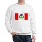Scottish Canadian Sweatshirt