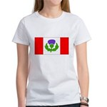Scottish Canadian Women's T-Shirt