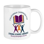 Campaign for Strong School Libraries Mug