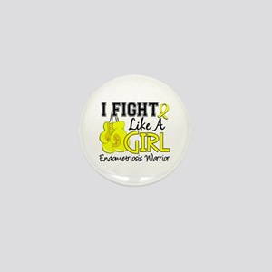 Licensed Fight Like A Girl 15.2 Endome Mini Button