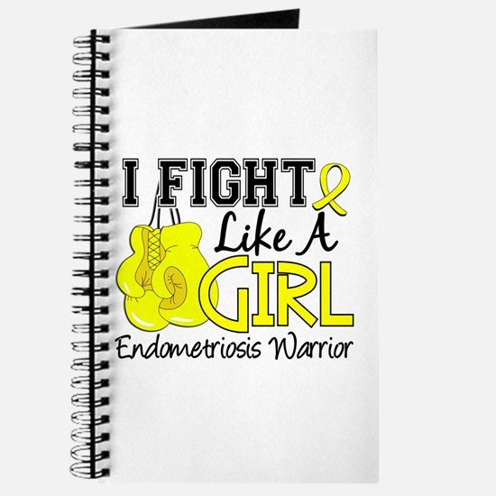 Licensed Fight Like A Girl 15.2 Endometrio Journal