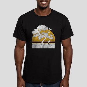 Bonsai Men's Fitted T-Shirt (dark)