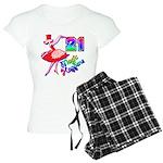 21st Birthday Gifts, 21, Magi Women's Light Pajama