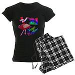 21st Birthday Gifts, 21, Magi Women's Dark Pajamas