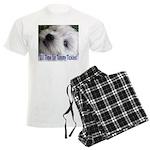 21st Birthday Gifts, Westie T Men's Light Pajamas