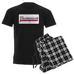 Vicenarian Men's Dark Pajamas