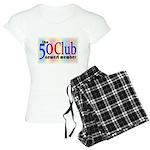 The 50 Club Women's Light Pajamas