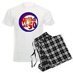 50th Birthday Men's Light Pajamas