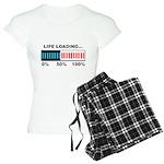 Life Loading Women's Light Pajamas