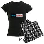 Life Loading Women's Dark Pajamas
