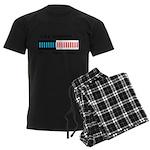 Life Loading Men's Dark Pajamas