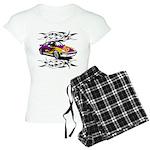 Sportscar 50th Birthday Gifts Women's Light Pajama