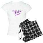 Fine and 50 Women's Light Pajamas