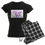 Fine and 50 Women's Dark Pajamas
