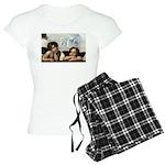 Raphael 50th Women's Light Pajamas
