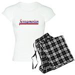 Sexagenarian Women's Light Pajamas