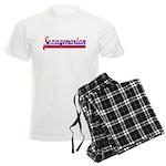 Sexagenarian Men's Light Pajamas