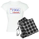 1966 Classic Women's Light Pajamas