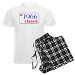 1966 Classic Men's Light Pajamas