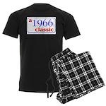 1966 Classic Men's Dark Pajamas