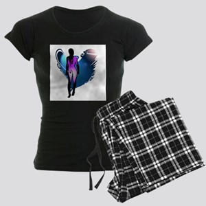 Archaic Angel Women's Dark Pajamas