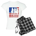 Stars & Stripes Forever Women's Light Pajamas