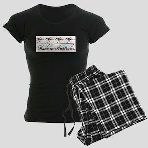 Made in Australia Women's Dark Pajamas