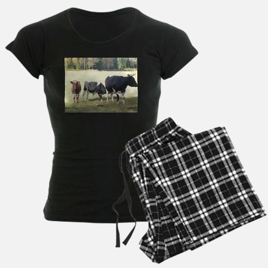 Cows Pajamas
