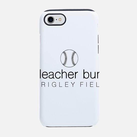 Bleacher Bum Wrigley Field iPhone 7 Tough Case