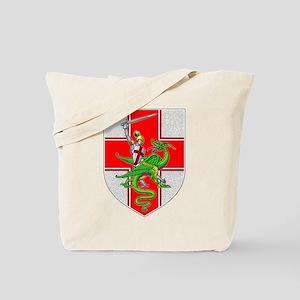 St. George & Dragon Tote Bag