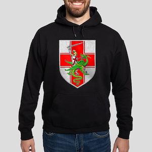 St. George & Dragon Hoodie (dark)