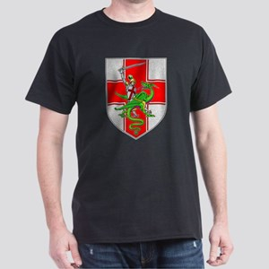 St. George & Dragon Dark T-Shirt
