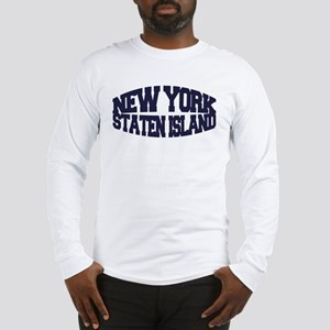 NEW YORK STATEN ISLAND Long Sleeve T-Shirt