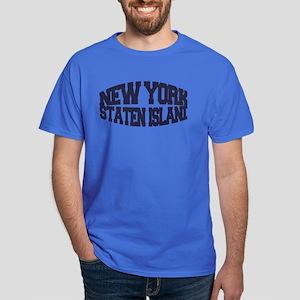 NEW YORK STATEN ISLAND Dark T-Shirt