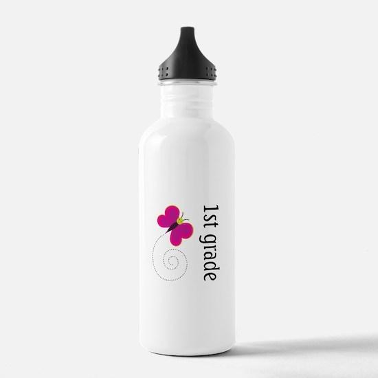New Teacher Gift 1st Grade Water Bottle